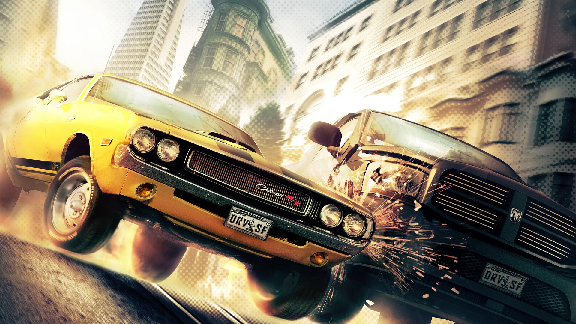 10 Driver San Francisco HD Wallpapers Backgrounds Wallpaper Abyss