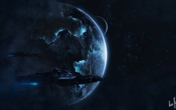 Sci Fi - Spaceship Wallpapers and Backgrounds ID : 319079
