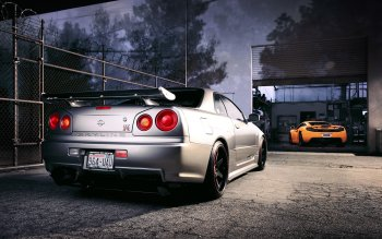 Vehicles - Nissan Wallpapers and Backgrounds ID : 319333
