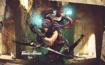 Video Game - Prince Of Persia Wallpapers and Backgrounds ID : 319640