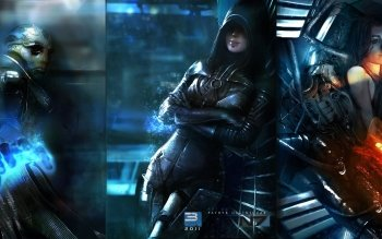 Video Game - Mass Effect 2 Wallpapers and Backgrounds ID : 319679