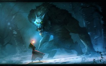Dark - Werewolf Wallpapers and Backgrounds ID : 319750