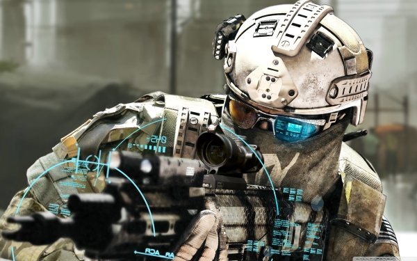 Video Game - ghost recon Wallpapers and Backgrounds