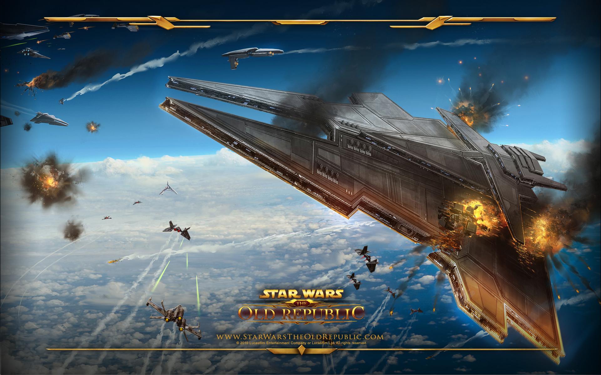 Star Wars Old Republic Wallpaper: Star Wars: The Old Republic Full HD Wallpaper And