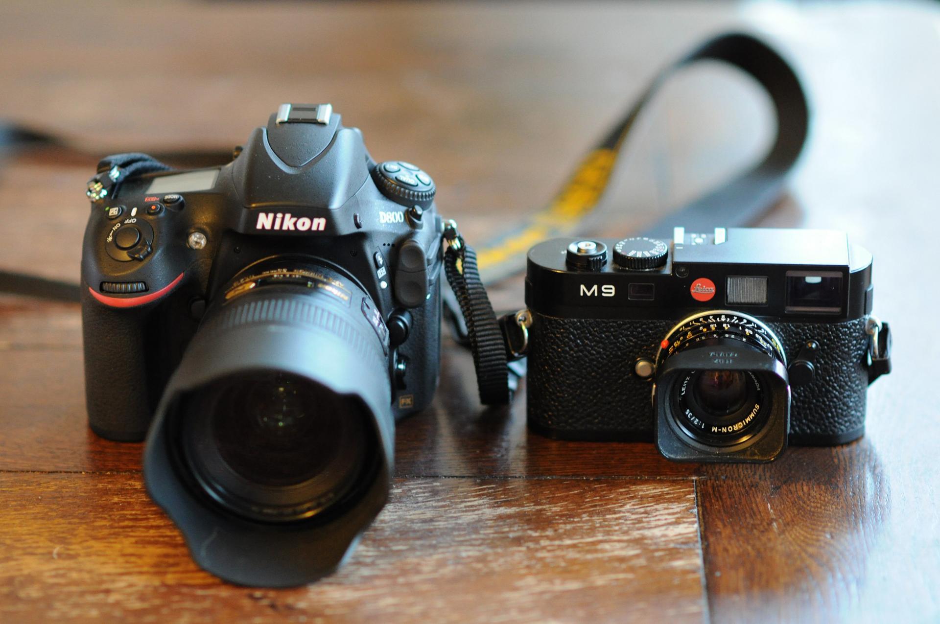 Обои vintage, Фотоаппараты. HI-Tech foto 19
