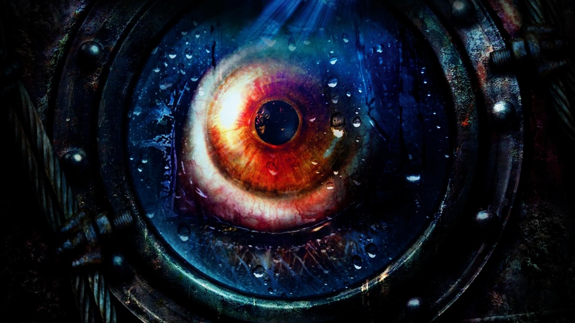 horror eye wallpaper hd - photo #15