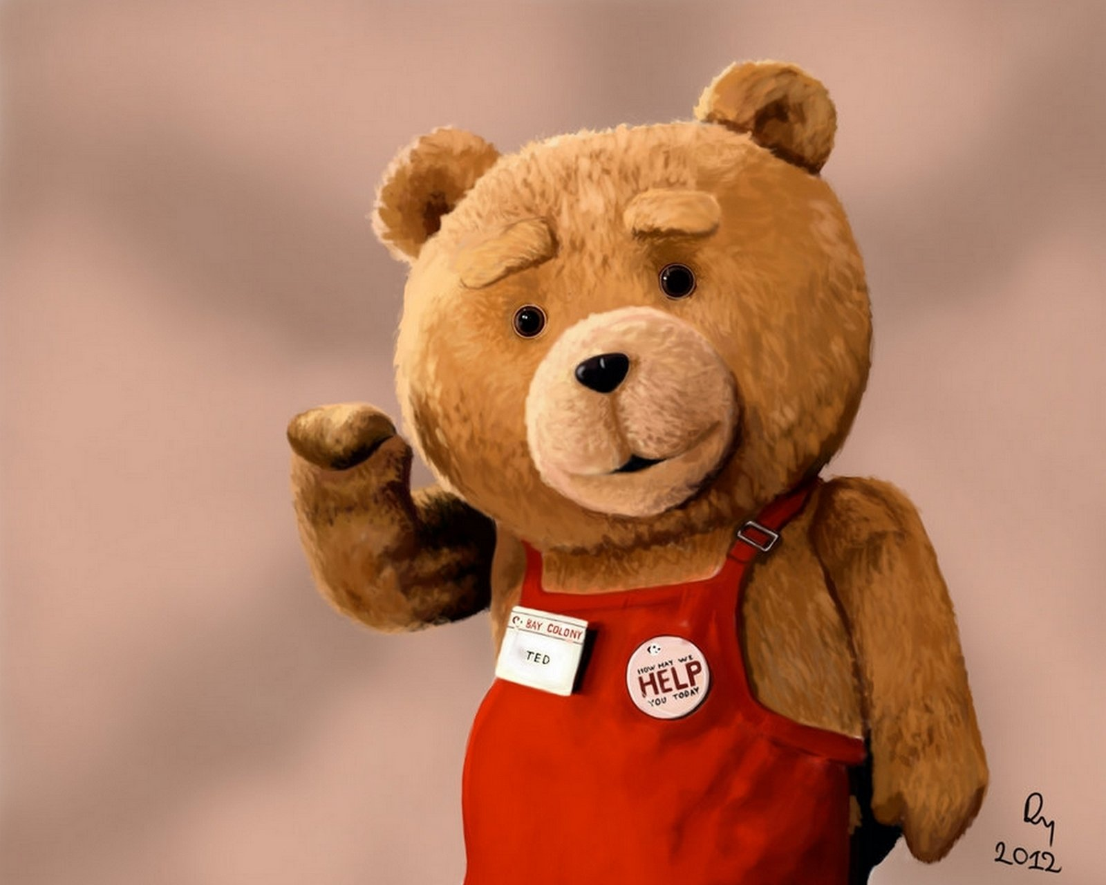 29 ted hd wallpapers | background images - wallpaper abyss