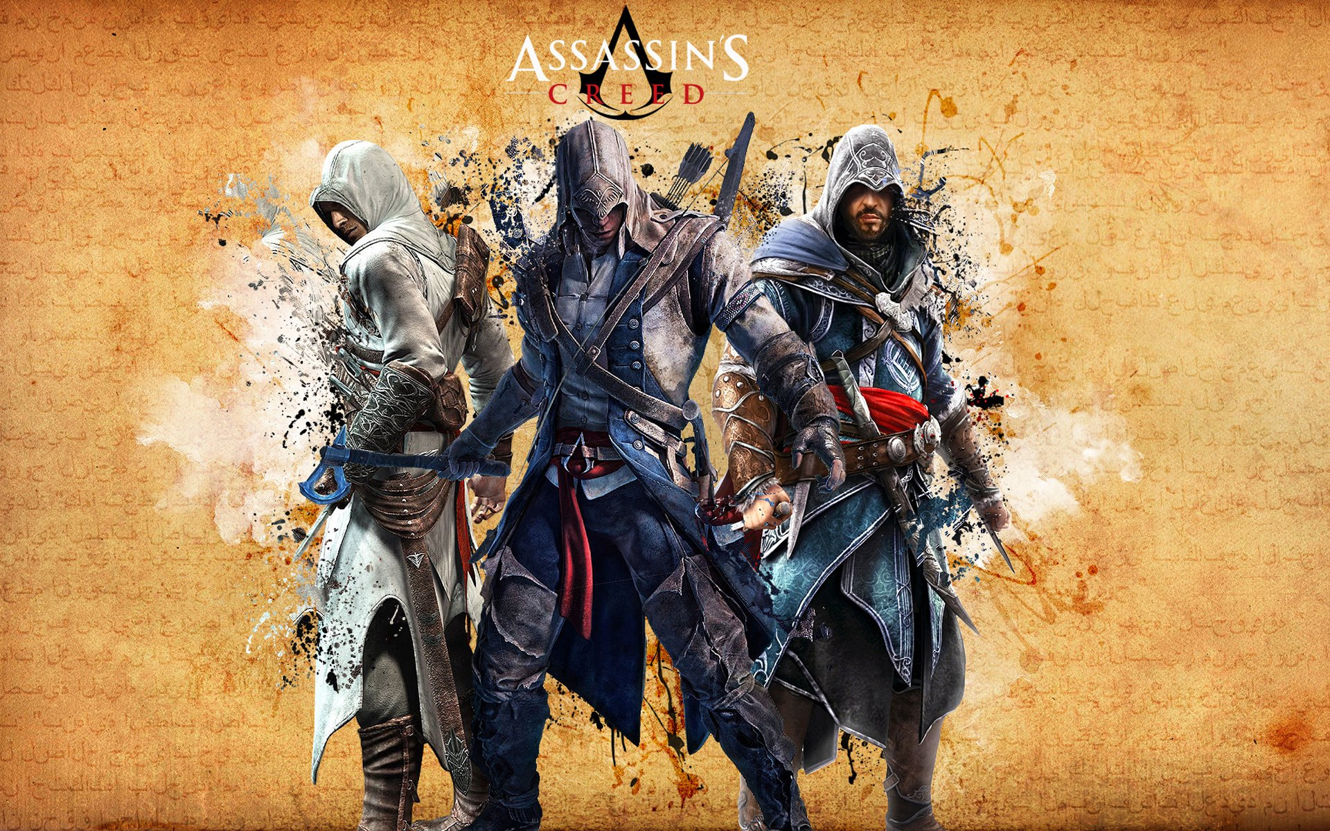 22 Altair Assassins Creed Hd Wallpapers Background