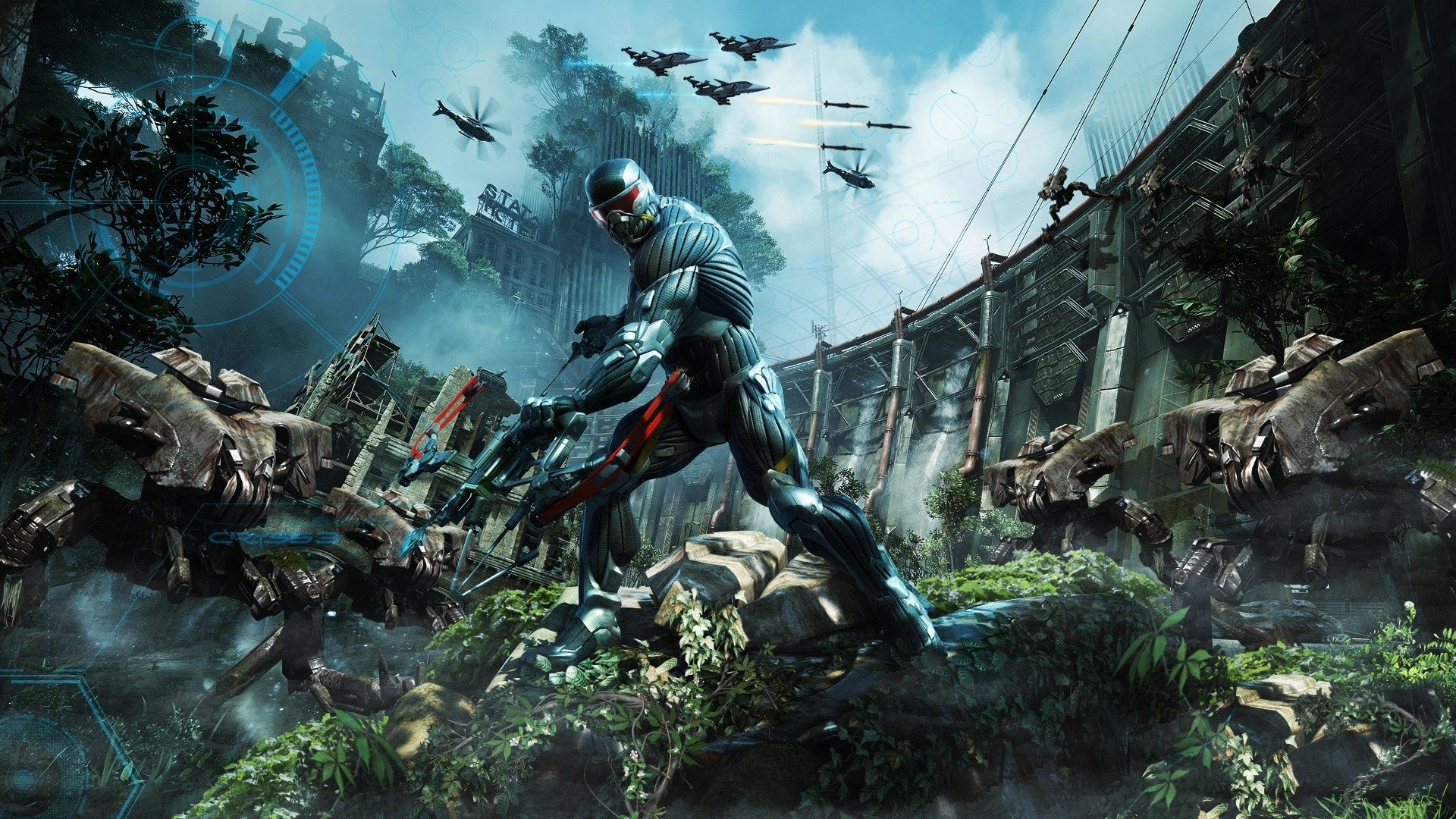 275 crysis hd wallpapers | background images - wallpaper abyss