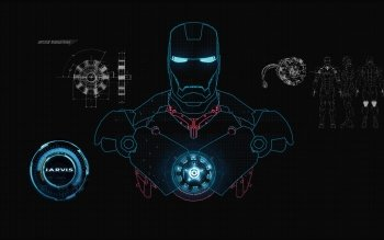Movie - Iron Man Wallpapers and Backgrounds ID : 320927