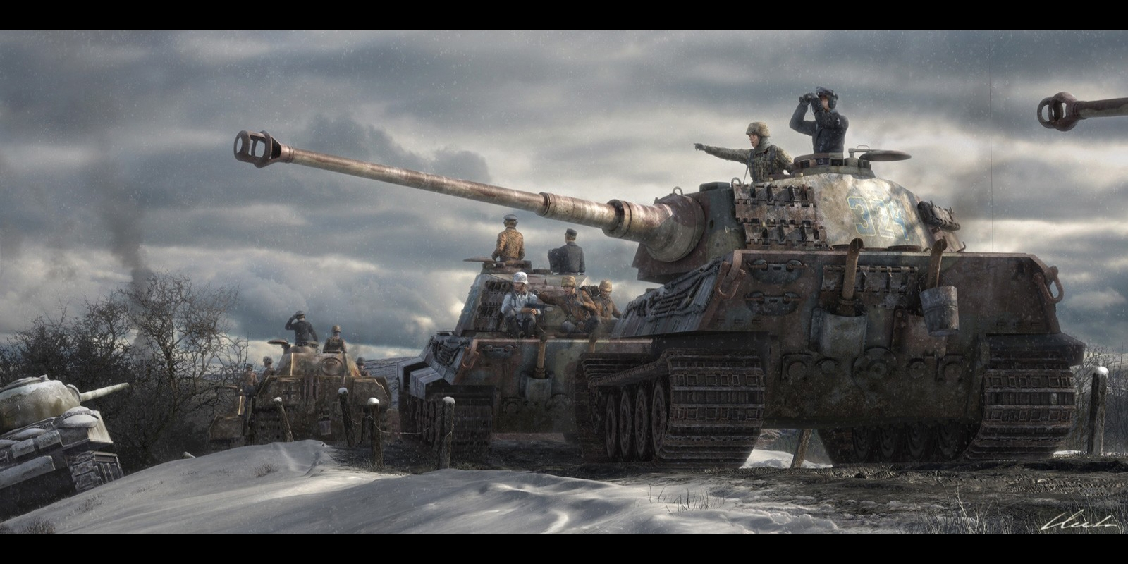 800 Tank HD Wal... Battle Tanks Wallpaper