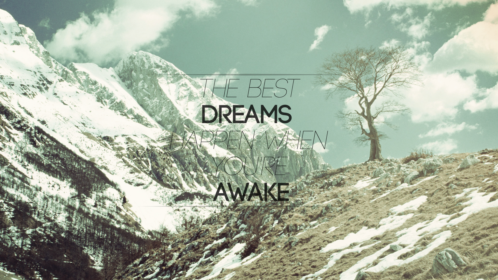 Dreams Full HD Wallpaper And Background Image