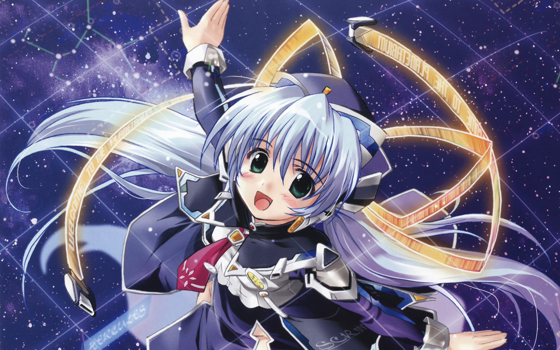 1 Planetarian Reverie HD Wallpapers | Backgrounds - Wallpaper Abyss