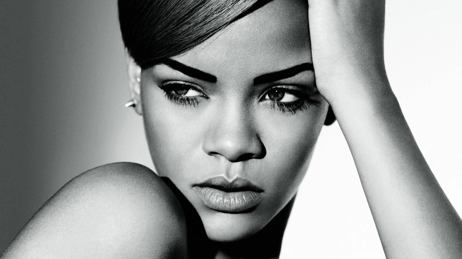 Rihanna full hd wallpaper and background image 1920x1080 id321566 music rihanna wallpaper voltagebd Images