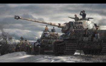 Military - Tank Wallpapers and Backgrounds