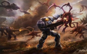 Video Game - Starcraft Wallpapers and Backgrounds ID : 321446
