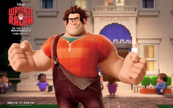 Movie - Wreck-it Ralph Wallpapers and Backgrounds ID : 321903