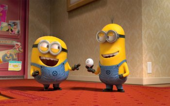 37 Minions HD Wallpapers