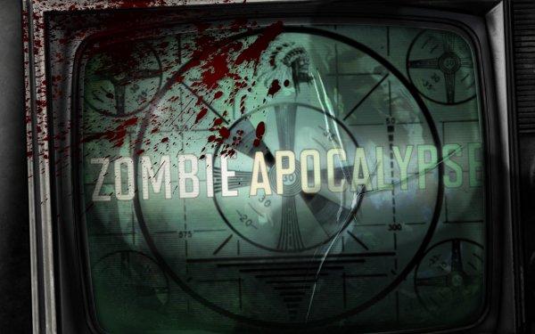 Dark Zombie HD Wallpaper | Background Image