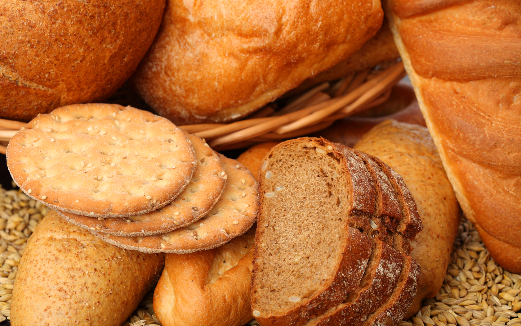 Bread Wallpaper And Background Image 1680x1050 Id