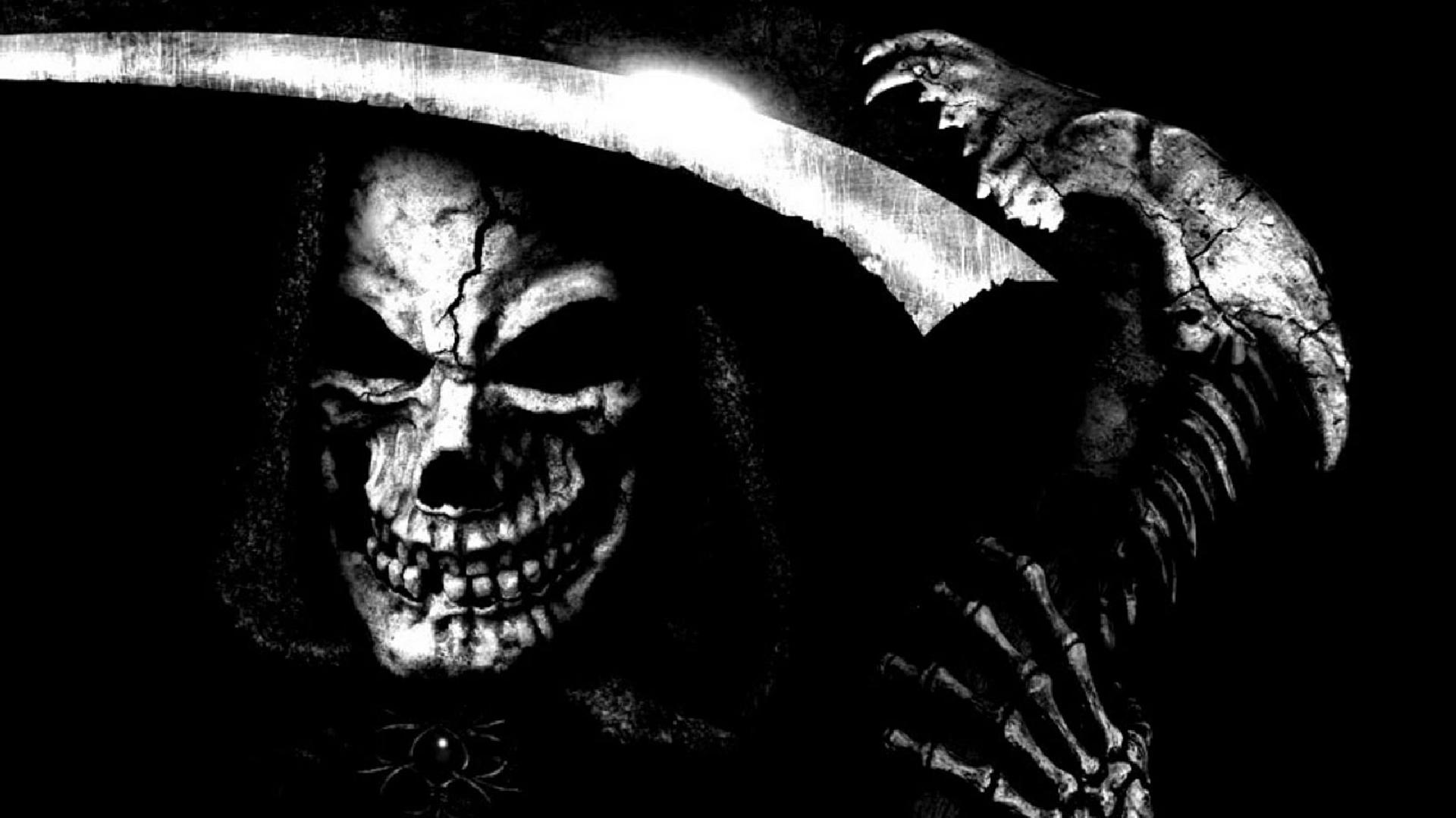 grim reaper sayings