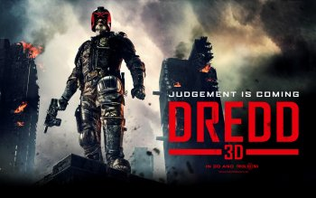 Movie - Dredd Wallpapers and Backgrounds ID : 322042