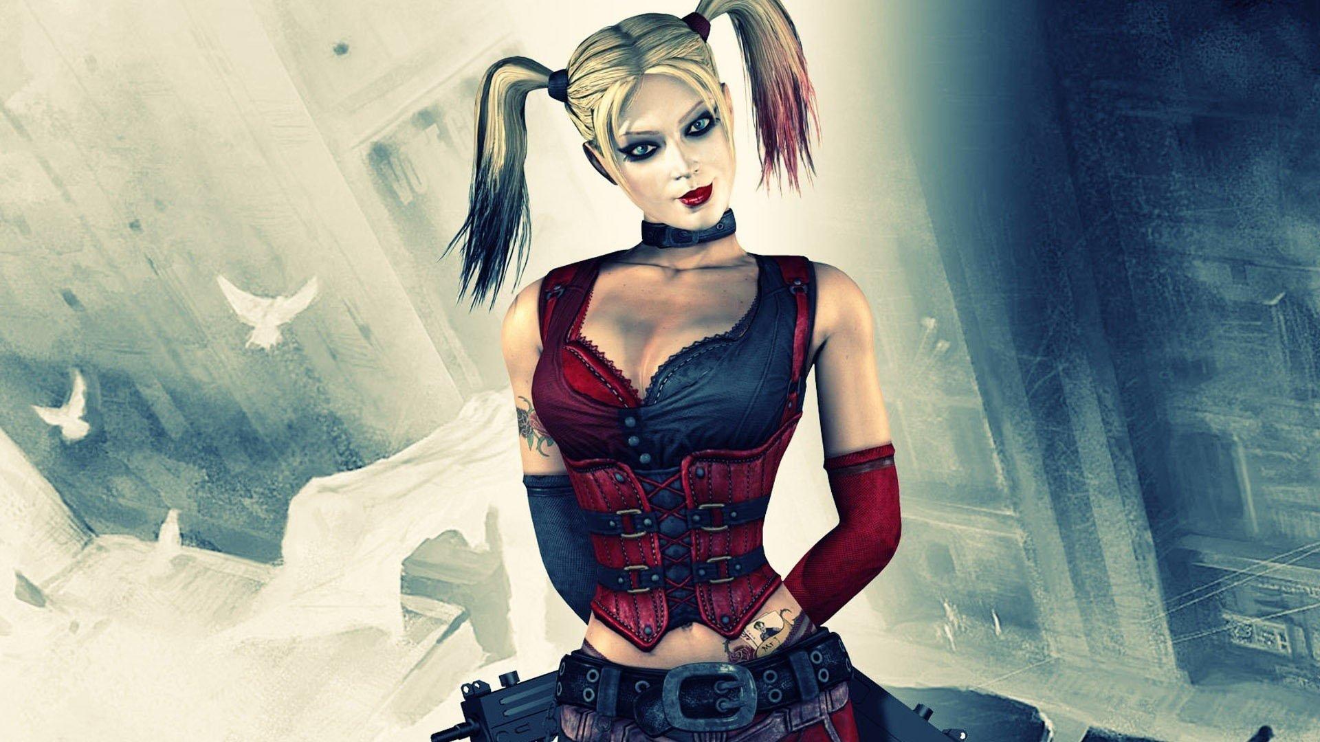 208 Batman Arkham City Hd Wallpapers Background Images