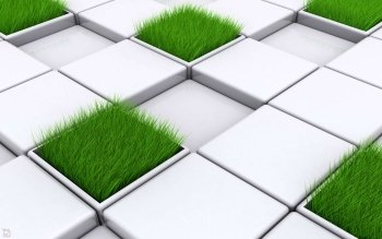 Компьютерная Графика - Cube Wallpapers and Backgrounds ID : 323055