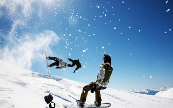 Sports - Snowboarding Wallpapers and Backgrounds ID : 324011