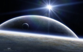 Science Fiction - Planet Rise Wallpapers and Backgrounds ID : 324787