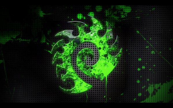 Video Game Starcraft Zerg HD Wallpaper   Background Image