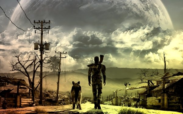 Video Game - fallout 3 Wallpapers and Backgrounds