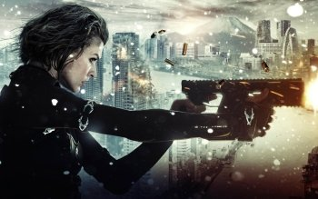 Movie - Resident Evil: Retribution Wallpapers and Backgrounds ID : 325082