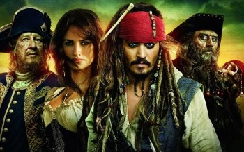Movie - Pirates Of The Caribbean: On Stranger Tides Wallpapers and Backgrounds ID : 325125