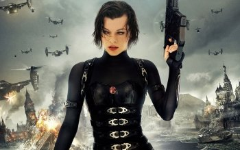 Movie - Resident Evil: Retribution Wallpapers and Backgrounds ID : 325137