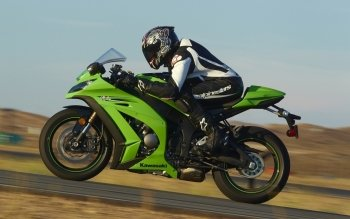 6 Kawasaki Ninja ZX 10R HD Wallpapers