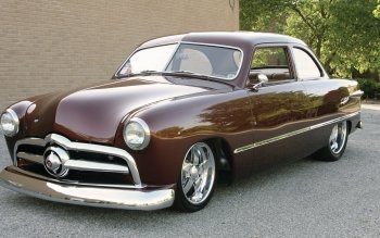 1 1949 Ford Coupe HD Wallpapers | Background Images