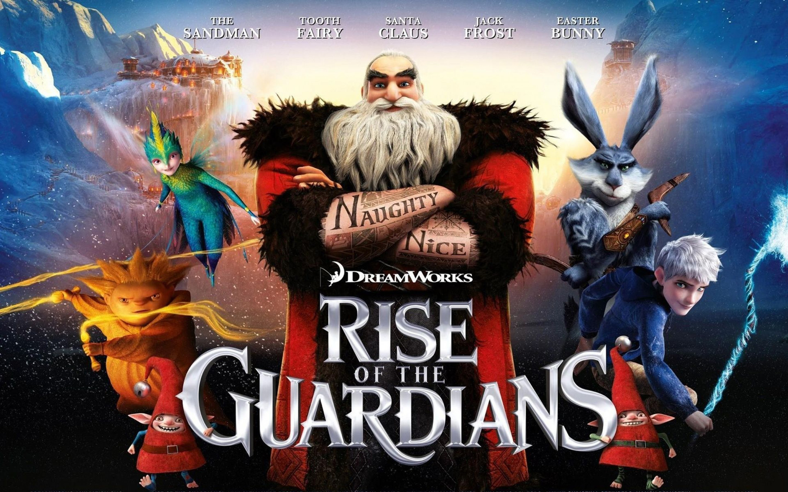 35 Rise Of The Guardians Hd Wallpapers Background Images