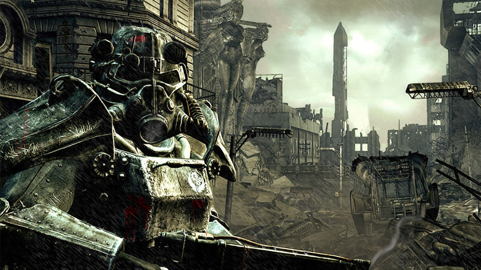 Fallout 3 full hd wallpaper and background image 1920x1080 id326690 video game fallout 3 wallpaper thecheapjerseys