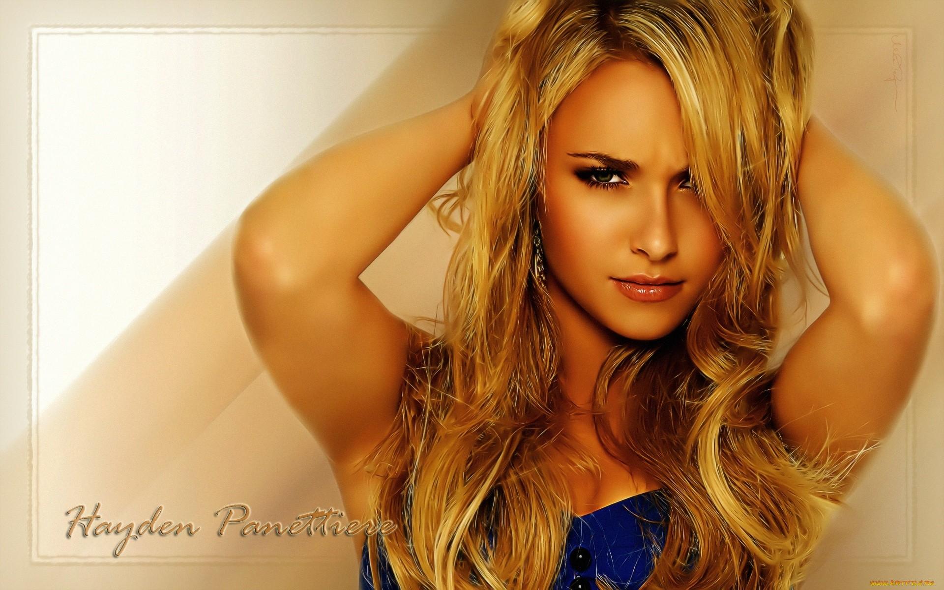 Hayden Panettiere Actresses People Background Wallpapers on
