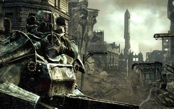 Videojuego - Fallout 3 Wallpapers and Backgrounds ID : 326690