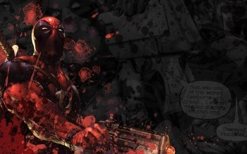 Comics - Deadpool Wallpapers and Backgrounds ID : 327114