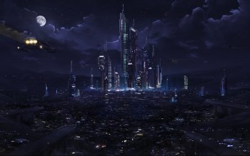Sci Fi - City Wallpapers and Backgrounds ID : 327622