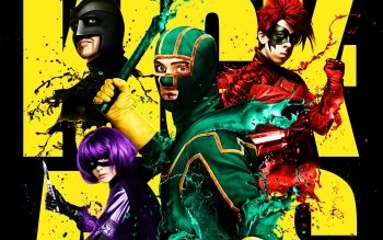 Movie - Kick-Ass Wallpapers and Backgrounds ID : 327683