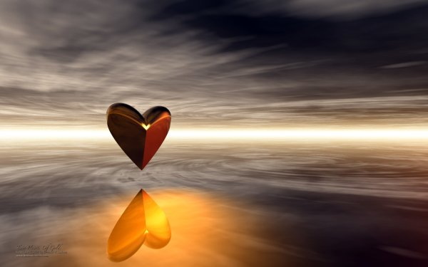 Artistic - Heart Wallpapers and Backgrounds