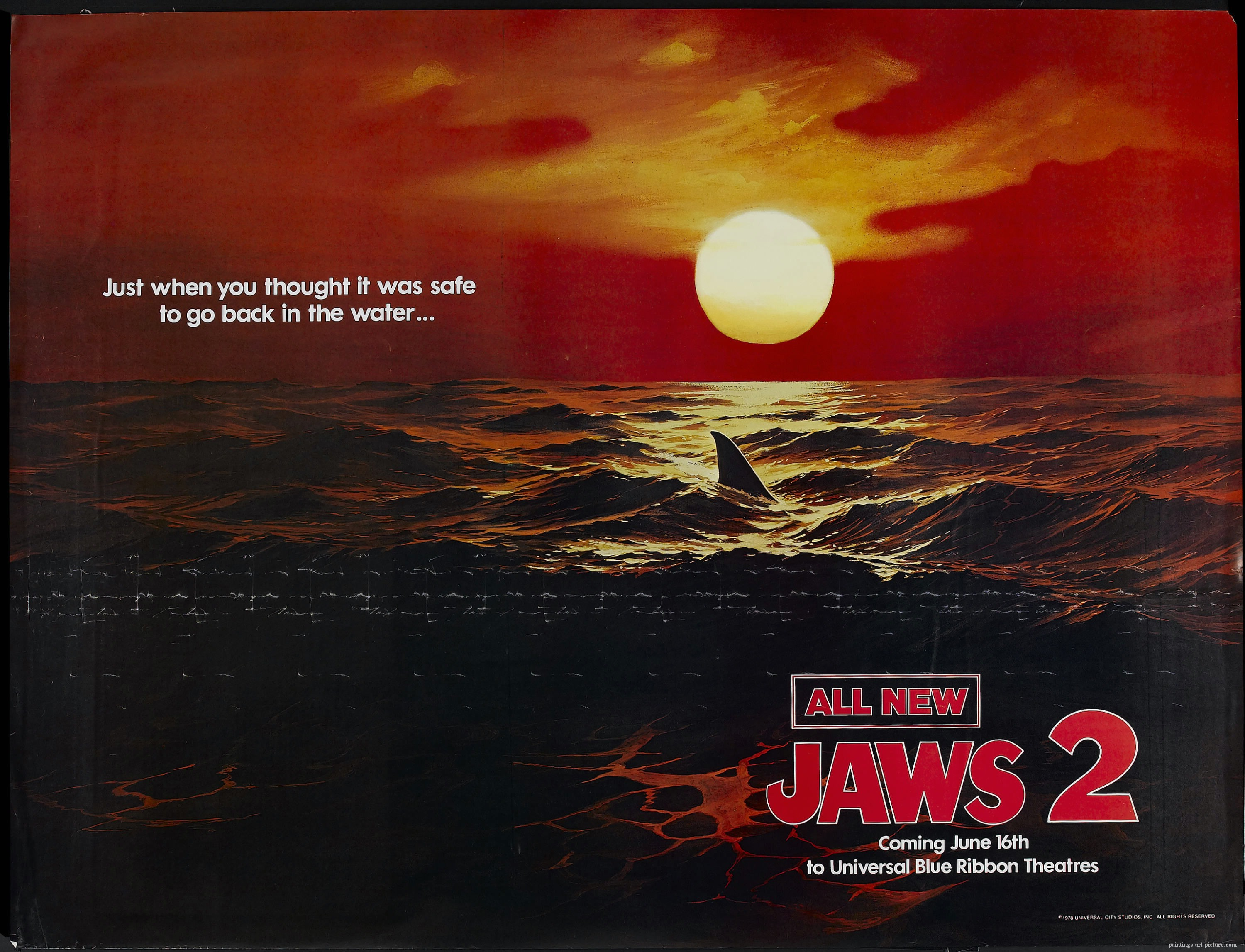 4 jaws 2 hd wallpapers background images wallpaper abyss