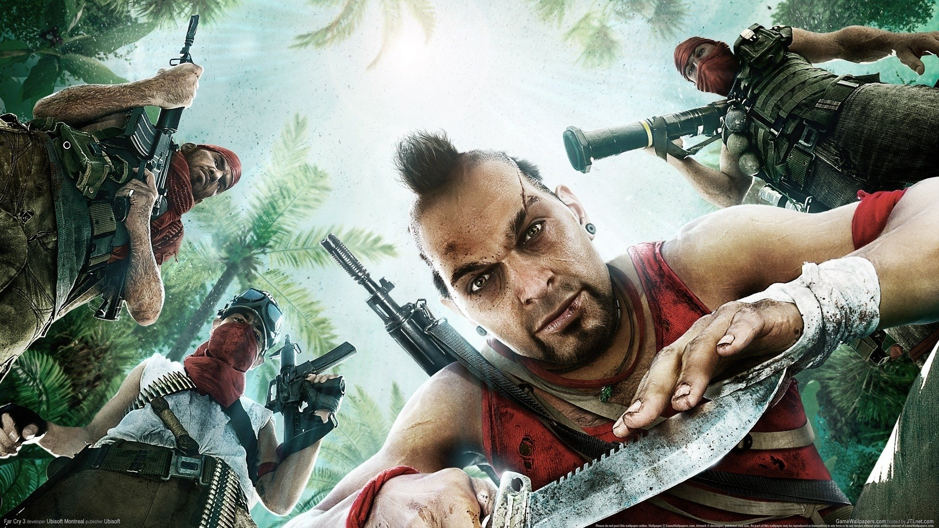 Far Cry HD Wallpapers Background Images Wallpaper