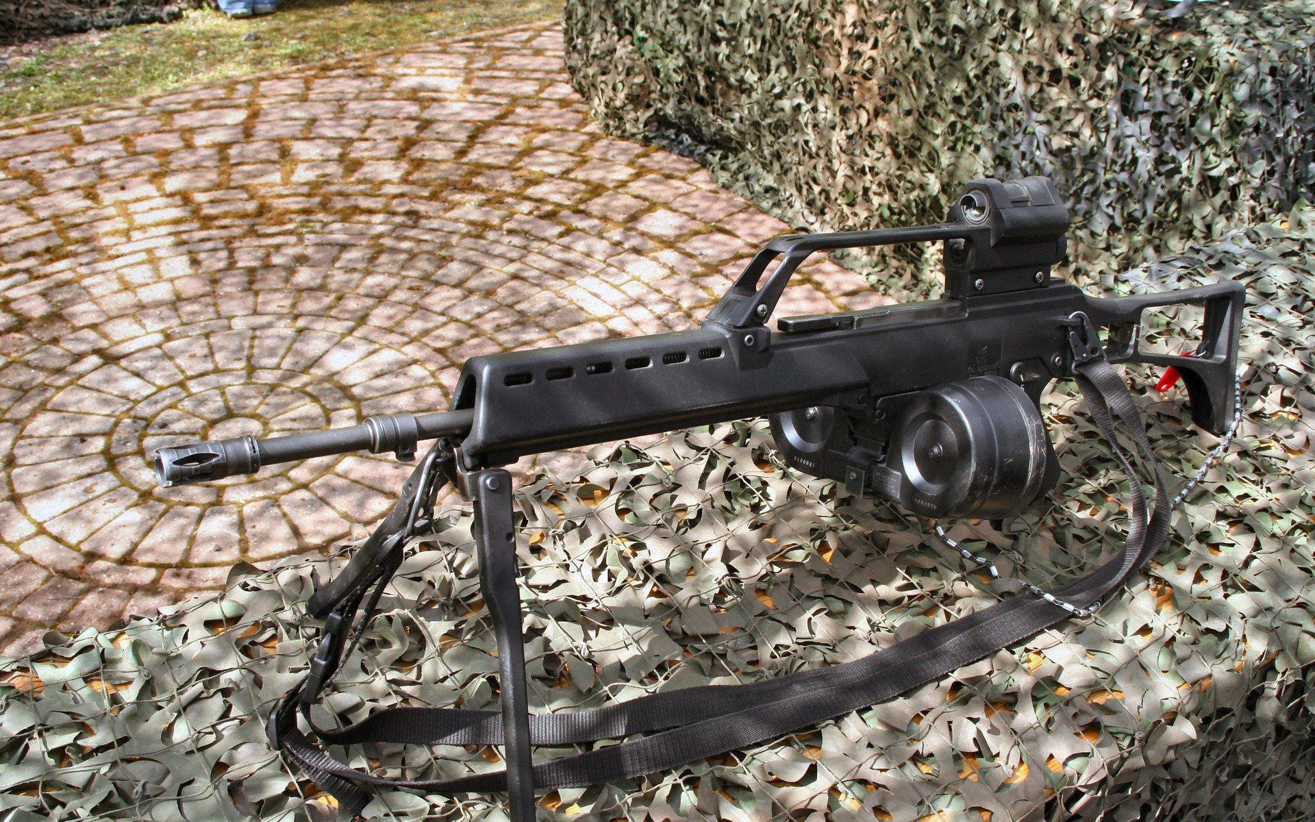 Machine Gun Full HD Wallpaper and Background | 1920x1200 ... | 1920 x 1200 jpeg 697kB