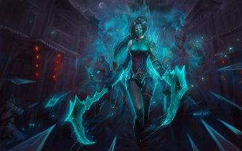 Video Game - League Of Legends Wallpapers and Backgrounds ID : 328327