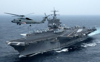 Military - Aircraft Carrier Wallpapers and Backgrounds ID : 328534